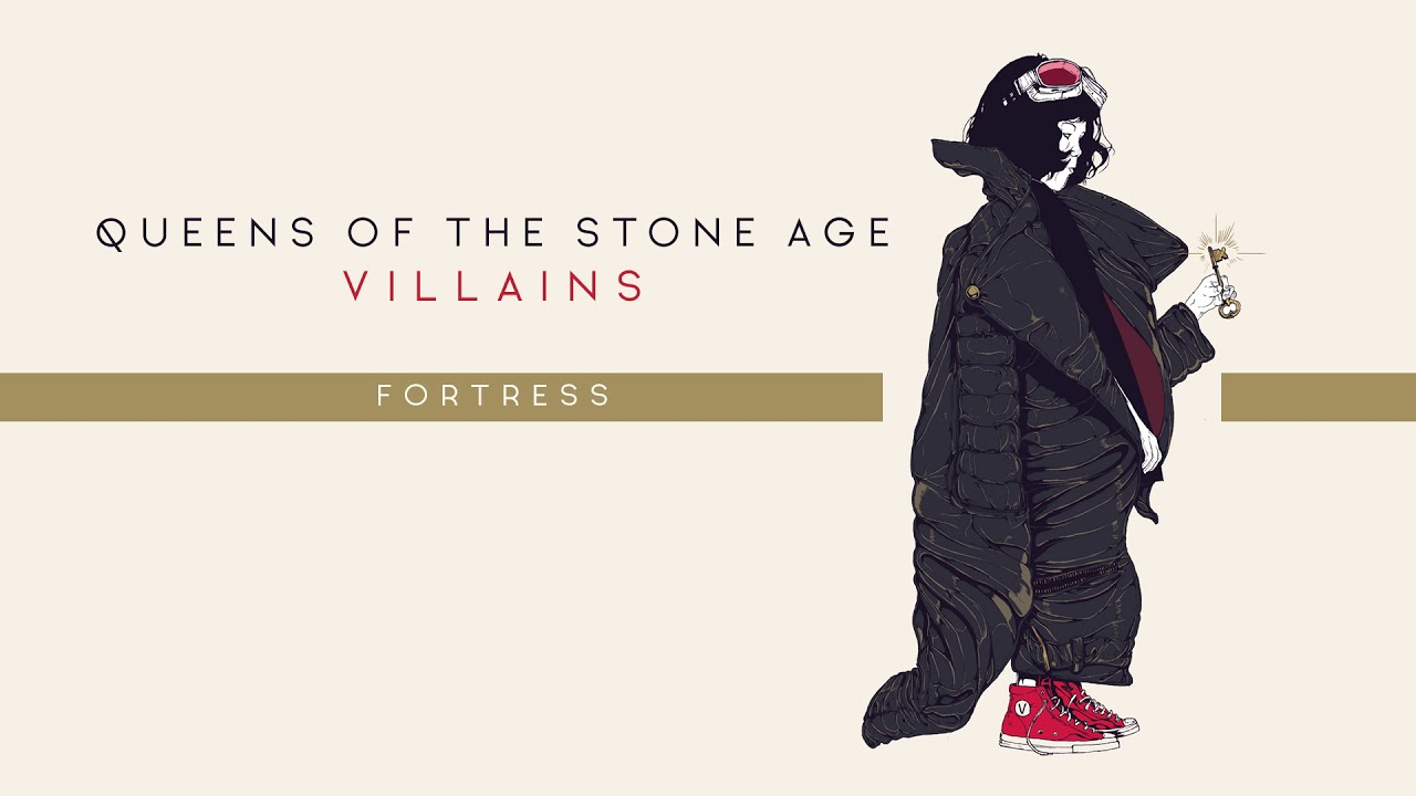 Queens Of The Stone Age Fortress Audio Youtube