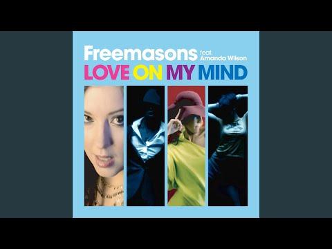 Love On My Mind (feat. Amanda Wilson) (Radio Edit) Mp3