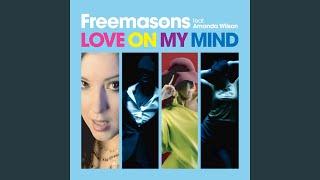 Love On My Mind (feat. Amanda Wilson) (Radio Edit)