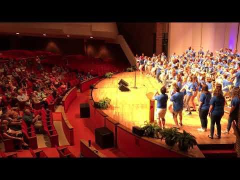 Sing - Mixed Chorus (Cardinal HX 2017)