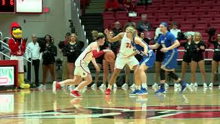 @MT_WBB at Ball State - WNIT First Round