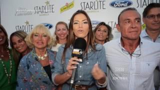 Bertin Osborne / Rebeca Liscano / Starlite