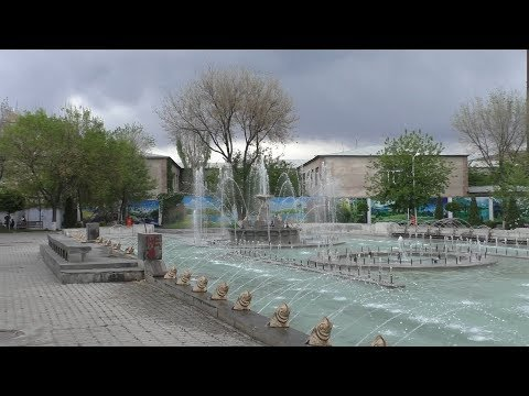 Yerevan,19.04.18, Th, Video-2, Shengaviti shatrvany.