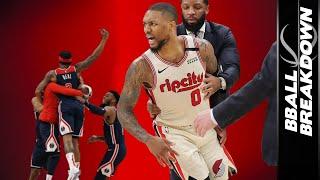 AMAZING NBA HIGHLIGHTS    Lillard Explodes Again, Bradley Beal Game Winner, Jayson Tatum Dominates