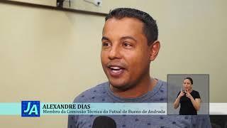 Jornal Acontece - Futsal de Bueno de Andrada