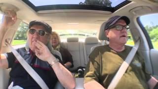 Driving Miss Gloria and Mr Bill