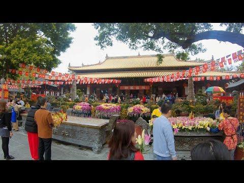 Guangxiao Temple, Guangzhou / 光孝寺, 廣州 [4K 60FPS]