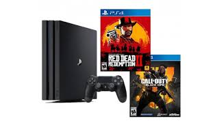 MUST SEE  Hunting Gear Review! PlayStation 4 Slim 1TB Console - Call of Duty: Black Ops 4 Bundle
