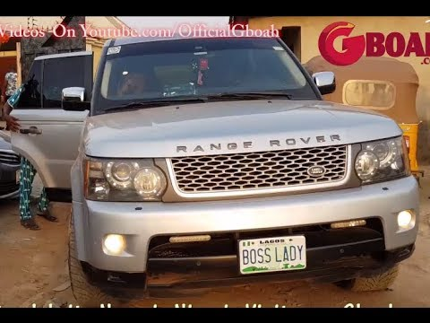 Iyabo Ojo &Faithia Balogun Storms Out With Their RANGE ROVER Like BOSS At Muka Ray's Event