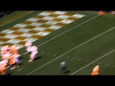 Nathan Peterman Spring Game Highlights