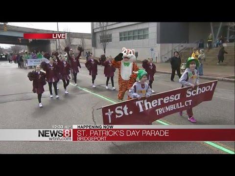 Bridgeport celebrates St. Patrick's Day