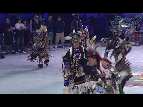 Northern Traditional  2018 Gathering of Nations Pow Wow