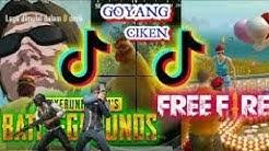 Tik tok Free fire sv pubg mobile damce #cmote