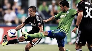 HIGHLIGHTS: Seattle Sounders vs D.C. United | July 3, 2015