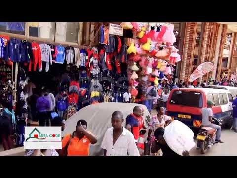 Kampala City One Cheap Shop Center in Uganda |NBS Area Code