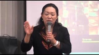 第六回講演会「ミャンマー・ビルマの民族問題の現状」マリップ・センブ