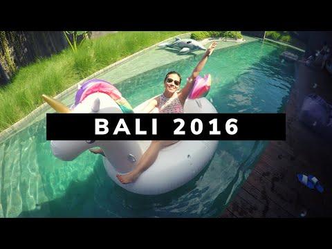 BALI TRIP 2016 || GoPro & Feiyu G4S