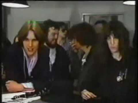 Patti Smith interview Rockpalast 1979