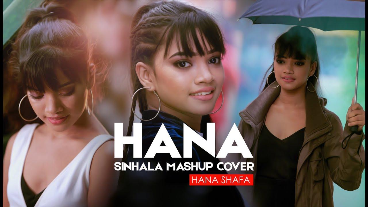 Hana Shafa - Sinhala Mashup Cover Official Music Video