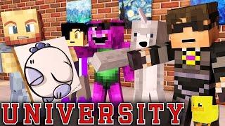Minecraft UNIVERSITY! -