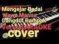 MENGEJAR BADAI - WAWA MARISA | Dangdut Koplo Rampak Jaipong versi KARAOKE Full Lirik