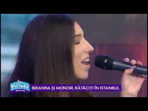 Brianna si Monoir, rataciti in Istanbul