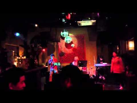 Beijing karaoke-- Richard Marx style!