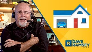 There Is No Such Thing As A  Forever Home - Dave Ramsey Rant