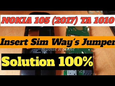 nokia-105-(2017)-ta-1010-insert-sim-way's-jumper-solution