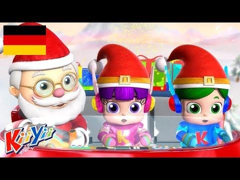 der-zauber-des-weihnachts-festes- -kii-yii- -kinderlieder-und-cartoons
