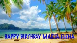 MartaElena   Beaches Playas - Happy Birthday