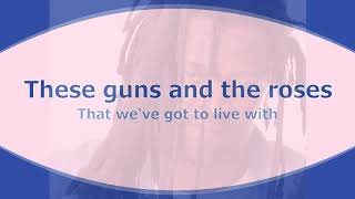 guns-and-roses-lucky-dube-lyrics-