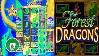 ⭐️ New - Forest Dragons slot machine, bonus