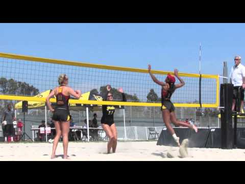 NCAA Sand Volleyball: Long Beach State vs. USC