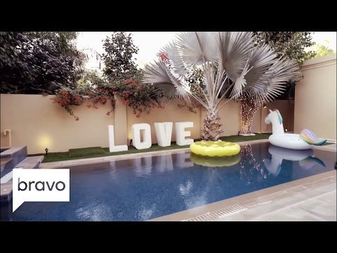 Ladies of London: Tour Caroline Stanbury's Dubai Home (Season 3) | Bravo