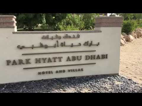Park Hyatt Abu Dhabi Hotels and Villas Suite Review