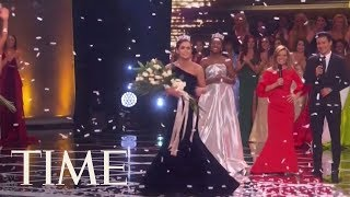 Camille Schrier Just Won Miss America 2020 With A Little Help From Exploding Colorful Foam | TIME