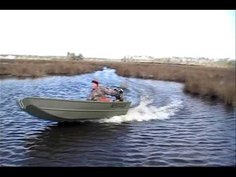 Copperhead Surface Drive Mud Motor In The Marsh Youtube
