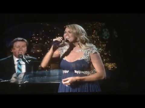Carrie Underwood Live Duet with Michael W. Smith: CMA Country Christmas