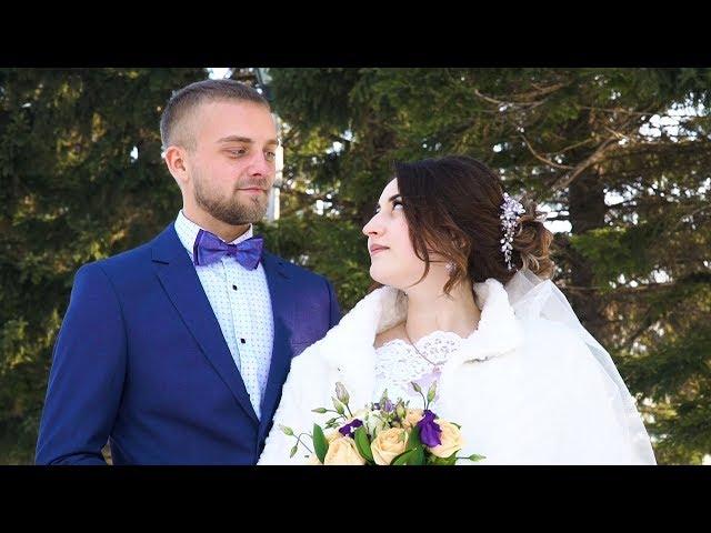 Евгений и Анастасия 2019.03 (Свадебный клип)