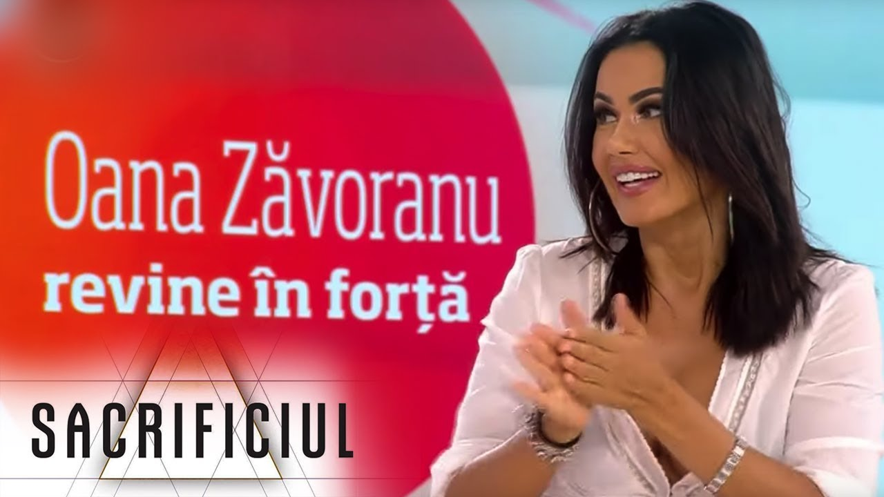 Oana Zăvoranu revine în forță pe micile ecrane în noul serial