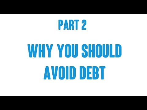 Why Should You Avoid Debt?  How Interest Works and More Personal Finance – Part 2