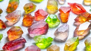 [ENG SUB] Mứt rau câu ĐÁ QUÝ lung linh – Sparkling Kohakutou crytal Jelly makes you admire