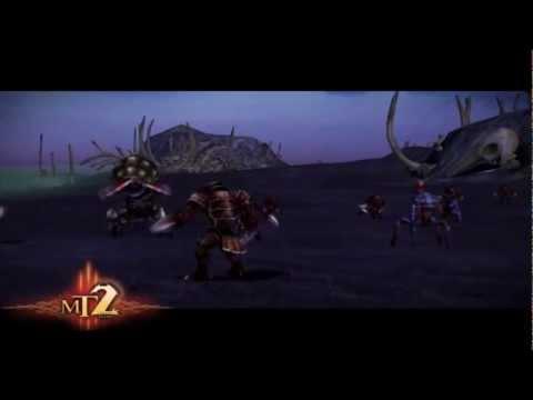 Metin2 - Trailer Terres Hostiles - Mt2France
