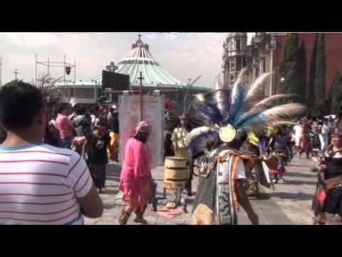 PELERINAJ la GUADALUPE - MEXIC 2012