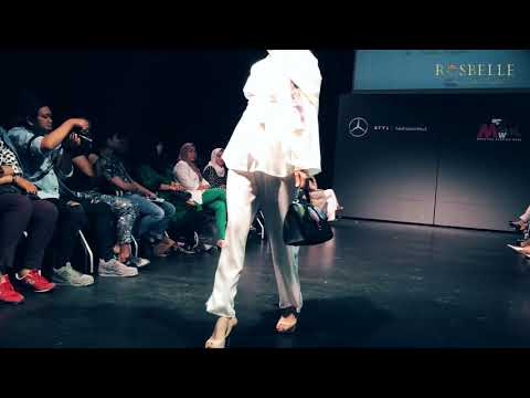 Fashion Show : Rosbelle X Warp Debut At Malaysia Fashion Week '17