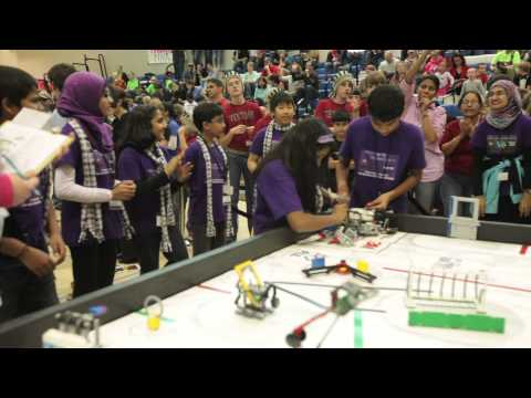 First Lego League Dallas 2015 - 150214 fll