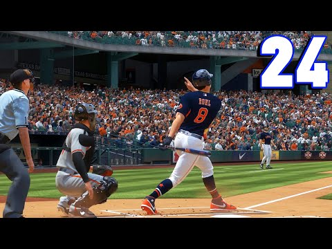MLB 20 Road to the Show - Part 24 - OUT OF THE PARK (LITERALLY!)