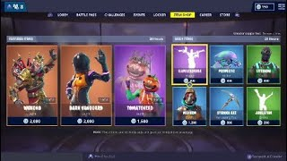 Fortnite Daily highlights+New Item Shop 27/3/19