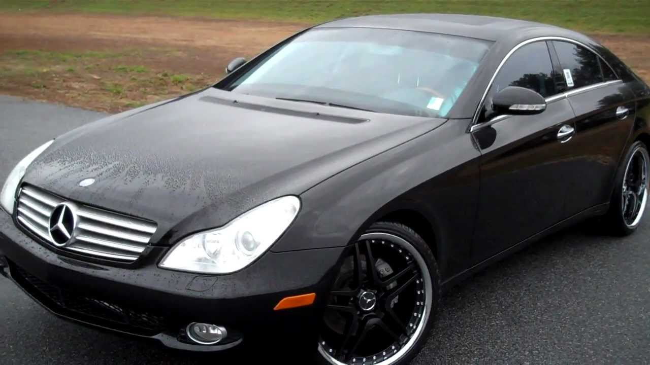 2006 mercedes benz cls 500 at troncalli chrysler jeep dodge in cumming ga
